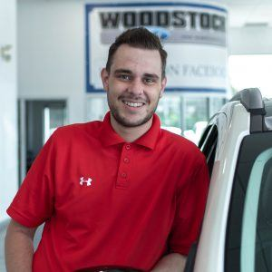 Dylan Moir : Parts Advisor